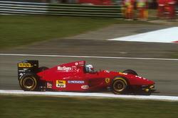 Nicola Larini, Ferrari 412T1