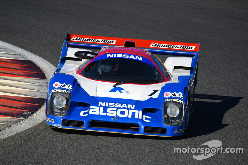 Calsonic Nissan R92CP Guppe C