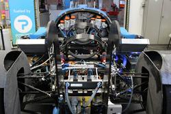 Il motore a idrogeno della Forze VII