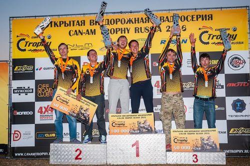 2 этап серии Can-Am Trophy