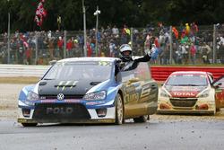 1. Johan Kristoffersson, PSRX Volkswagen Sweden, VW Polo GTi