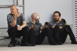 Персонал McLaren Honda