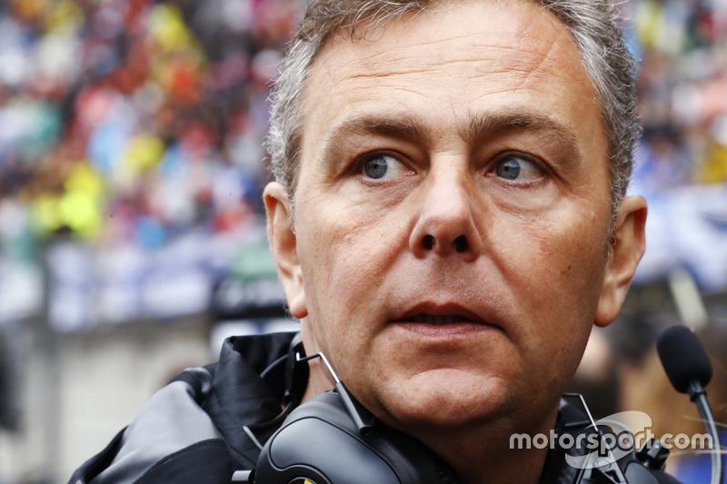 Mario Isola, Rennanager, Pirelli Motorsport