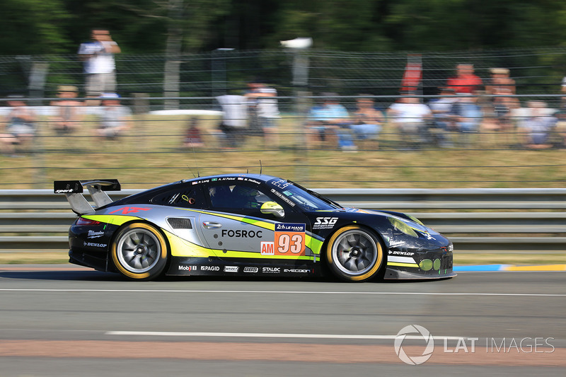 10. GTE-Am: #93 Proton Competition, Porsche 911 RSR