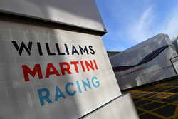Schrfitzug: Williams Martini Racing
