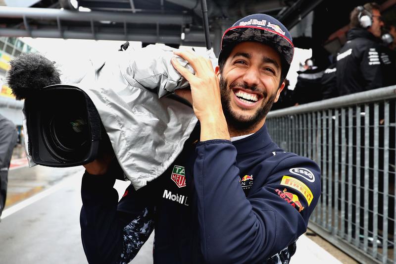 12. GP de Italia 2017: Daniel Ricciardo (4º)