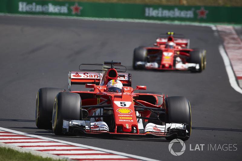 Pouca gente acreditava, mas aconteceu: a Ferrari construiu um projeto sólido em seu novo carro e se colocou como a única equipe capaz de brigar de igual para igual com a Mercedes.