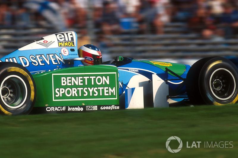 1994 Avrupa GP, Benetton B194