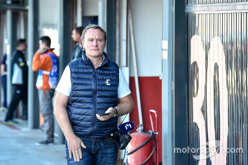 Ральф Вальдман, эксперт Eurosport