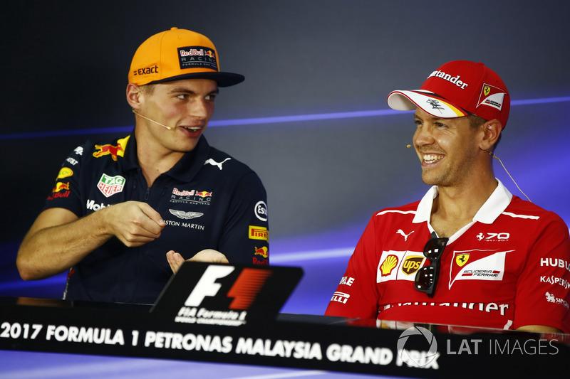 Confusão com Vettel
