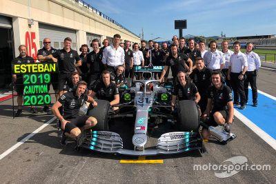 Pirelli Paul Ricard September testing