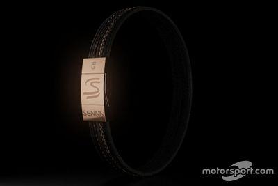 Senna-Reifen als Armbänder