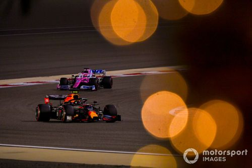 Liveblog - De Grand Prix van Bahrein op Sakhir