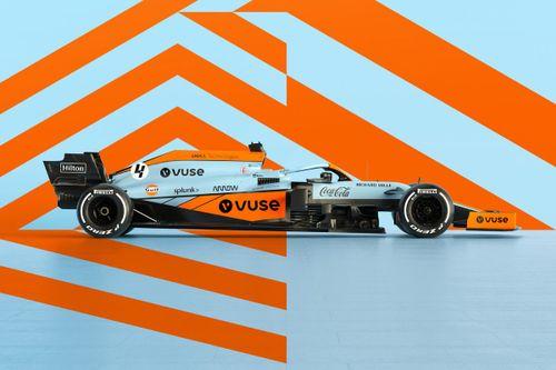 Designpräsentation: McLaren