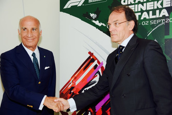Sticchi Damiani e Giuseppe Redaelli