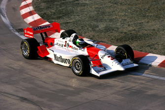 Gonzalo Rodriguez, Team Penske, Lola B99/00