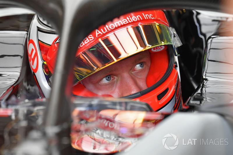 10 місце — Кевін Магнуссен, Haas — 57