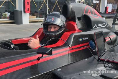 Annuncio Ascari Driver Academy