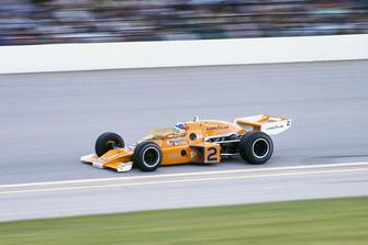 Johnny Rutherford, McLaren Offenhauser TC
