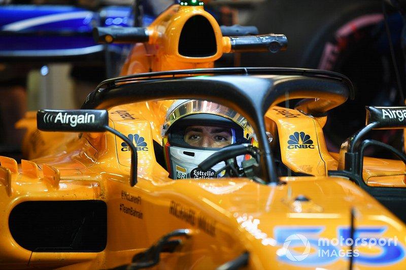 McLaren: edad promedio 21.5