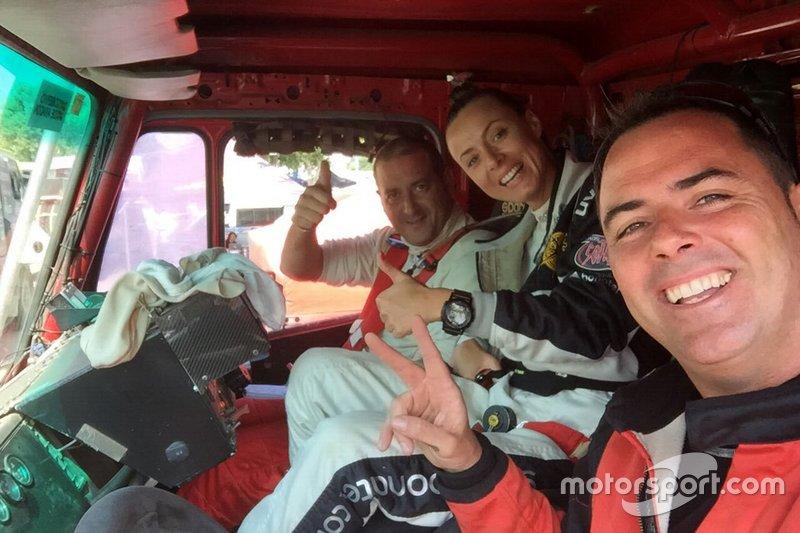 #404 Alex Aguirregaviria, Jordi Comallonga, FN Speed
