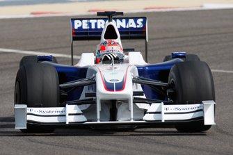 Роберт Кубіца, BMW Sauber F1.09