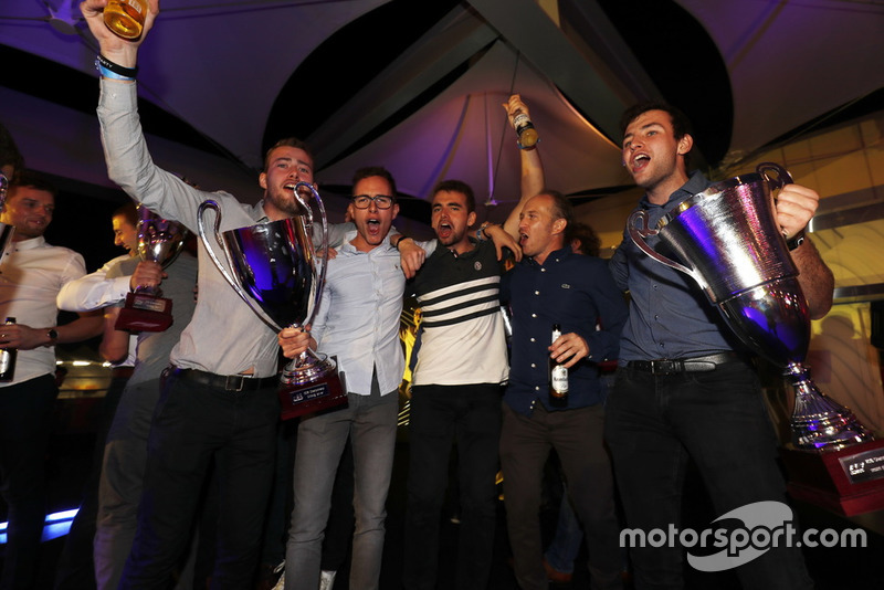F2 and GP3 Series Awards