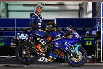 Supersport-Weltmeister 2018: Sandro Cortese, Kallio Racing