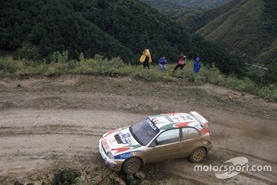Rally de China