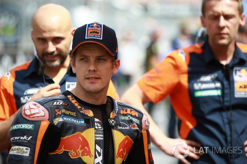 Міка Калліо, Red Bull KTM Factory Racing