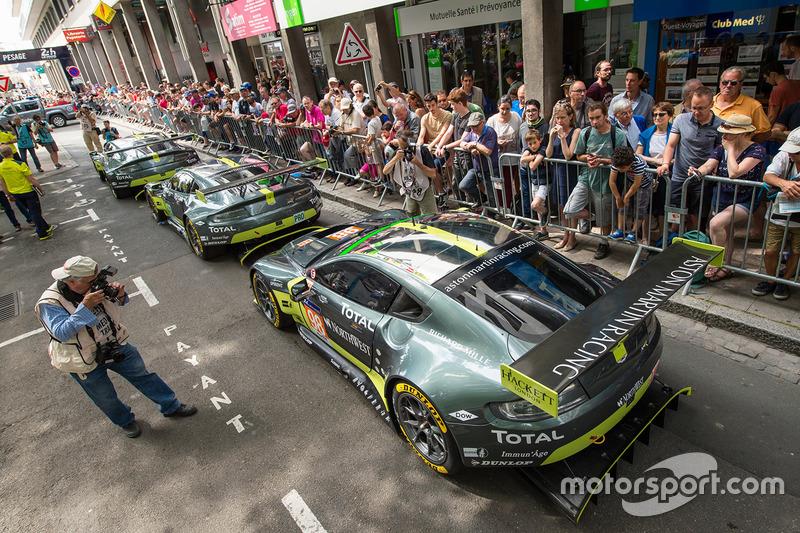 Вернется ли должок Aston Martin в GTE Am?