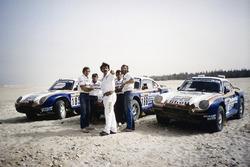 Fabrieks Porsches 959