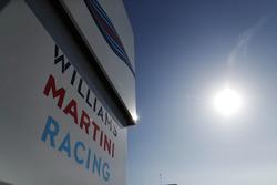 Моторхоум команды Williams