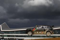 Rallycross in Silvestone: Mikko Hirvonen, JRM