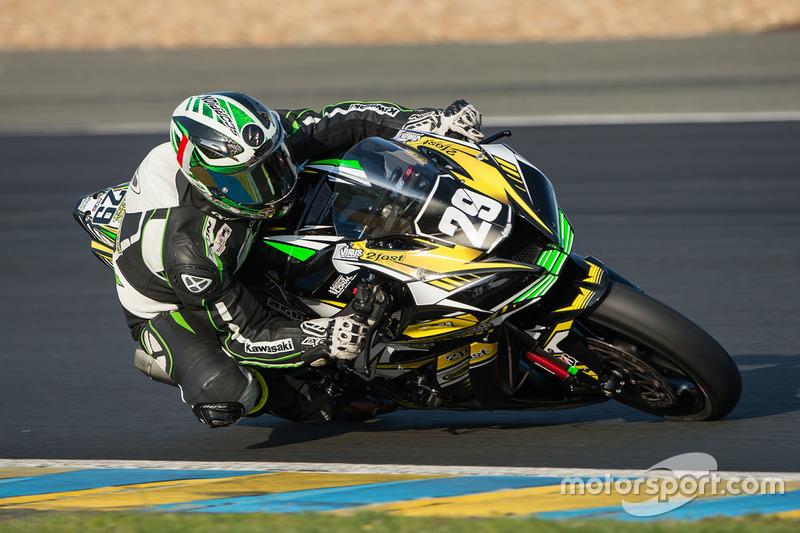 #29 Kawasaki: Pablo Puschmann