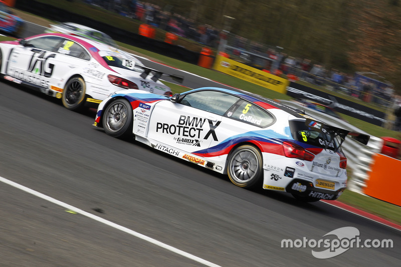 Rob Collard, Team BMW, BMW 125i M Sport