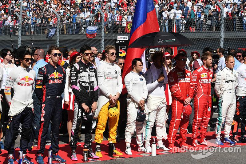 Самый низкий средний возраст пилотов на Гран При – побит