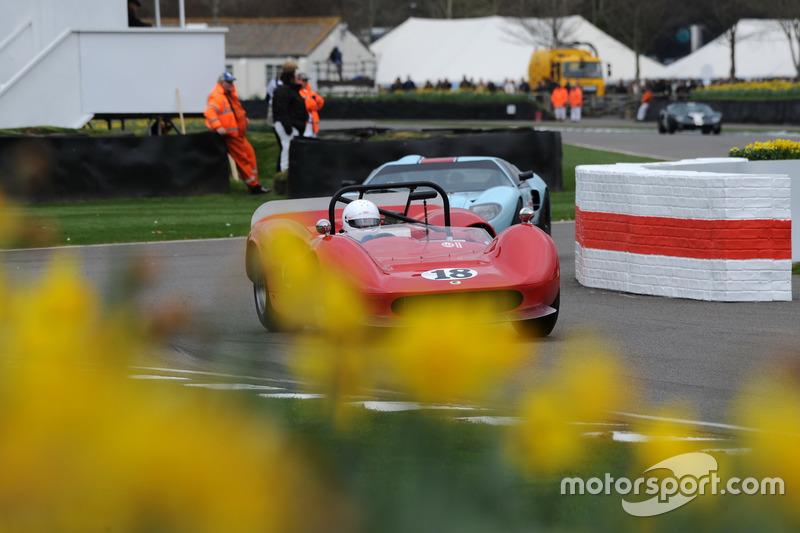 Surtees Trophy, Anthony Taylor