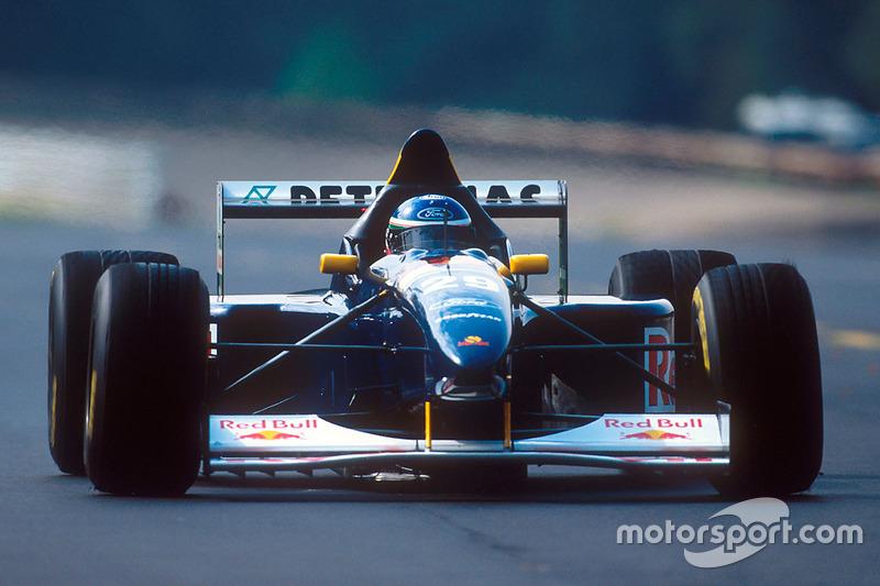 1995: Sauber C14 - Ford Cosworth