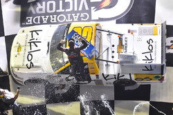 1. Kaz Grala, GMS Racing Chevrolet