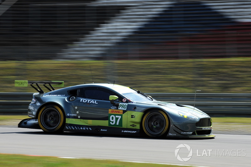 8. LMGTE-Pro: #97 Aston Martin Racing, Aston Martin Vantage