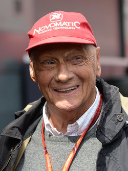 Niki Lauda, Mercedes AMG F1 Presidente no ejecutivo