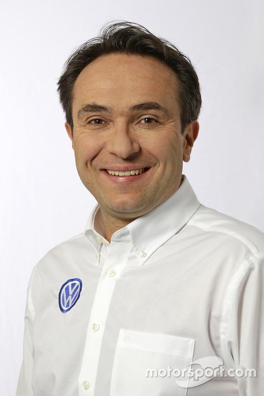 Sven Smeets, directeur de Volkswagen Motorsport