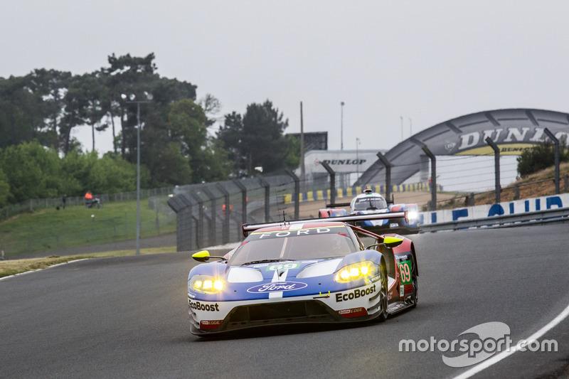 #69 Ford Chip Ganassi Racing Ford GT: Райан Бріско, Річард Вестбрук, Скотт Діксон