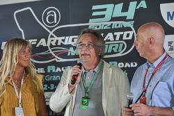 Claudia Peroni, Franco Nugnes undPaolo Ciccarone