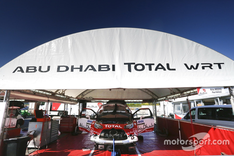 Team Abu Dhabi Total World Rally Team
