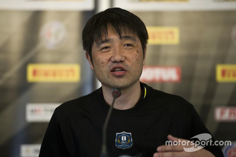 Yoshimoto Matsuda, Kawasaki Racing