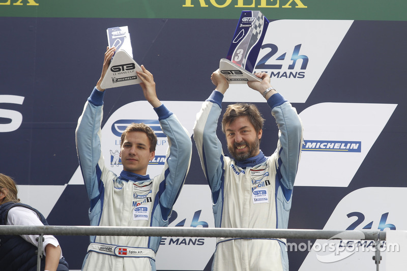 GT3: 2. Hiroshi Hamaguchi, Adrian Quaife-Hobbs, FFF Racing Team