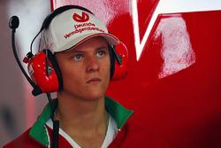 Мик Шумахер, Prema Powerteam в гараже Ferrari