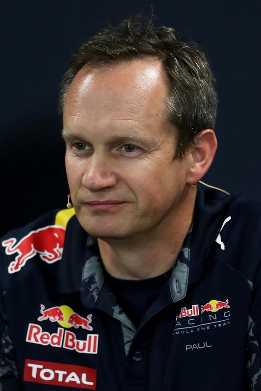 Pressekonferenz: Paul Monaghan, Red Bull Racing